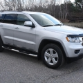 "11 Grand Cherokee - 4"" Oval Side Steps"
