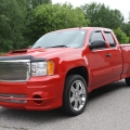 11 GMC - Street Sceen Bumper Skin, Ground Effect, and Grille Inserts- Undercover Lid - Hood Scoop